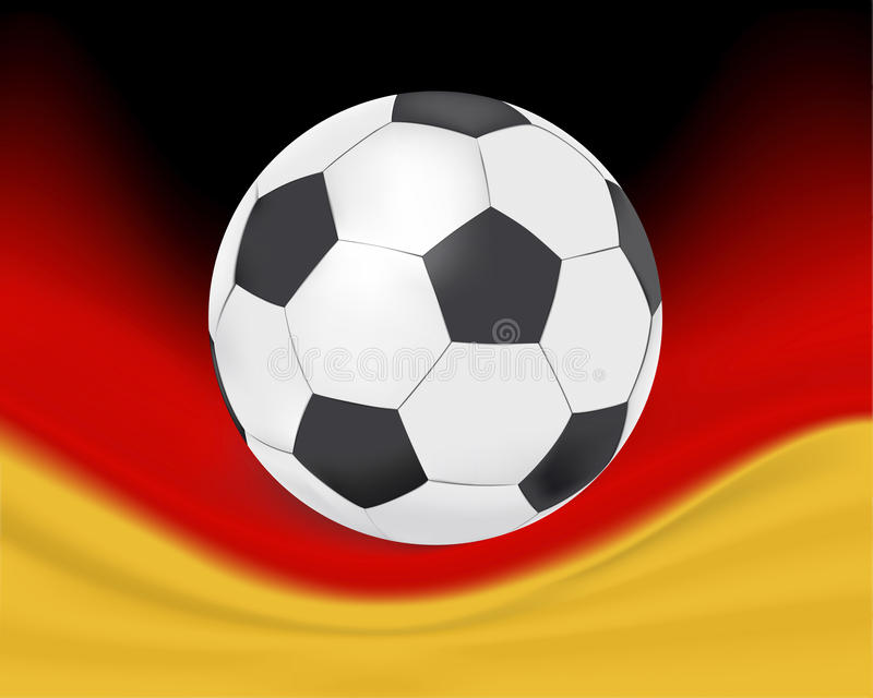 Download Football stock vector. Illustration of germany, europe - 23050667