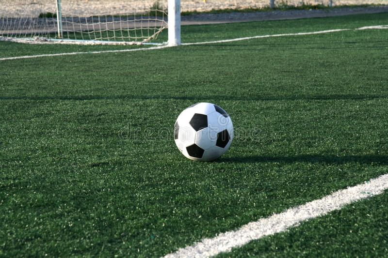 Download Football stock photo. Image of scores, goals, sports, green - 2708960