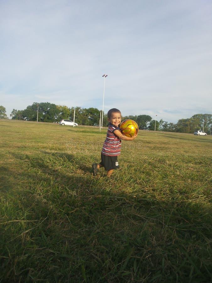 Football photo libre de droits