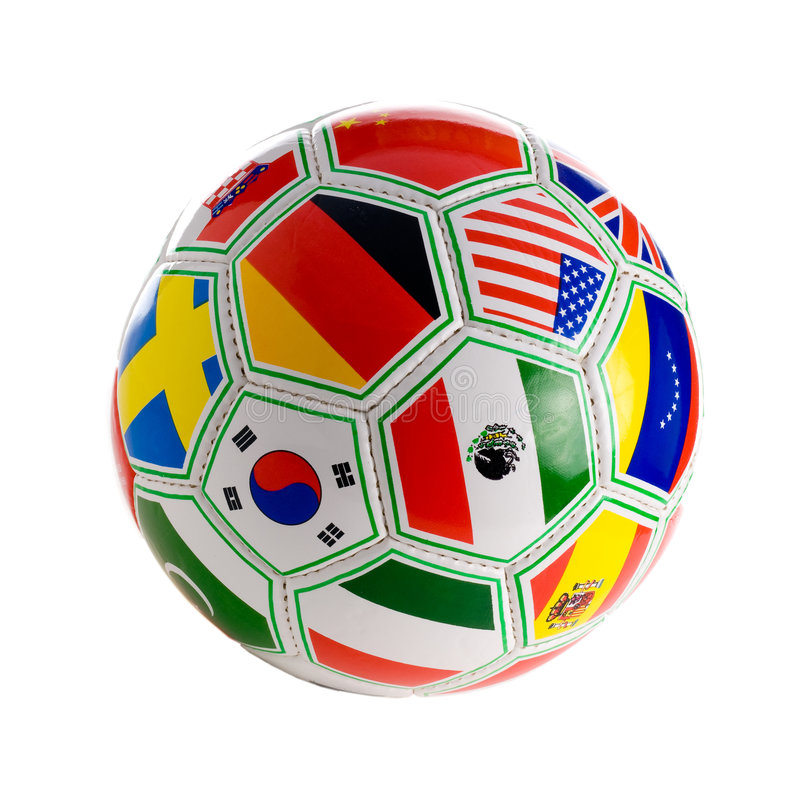 Download Football stock image. Image of ball, football, competition - 5421875