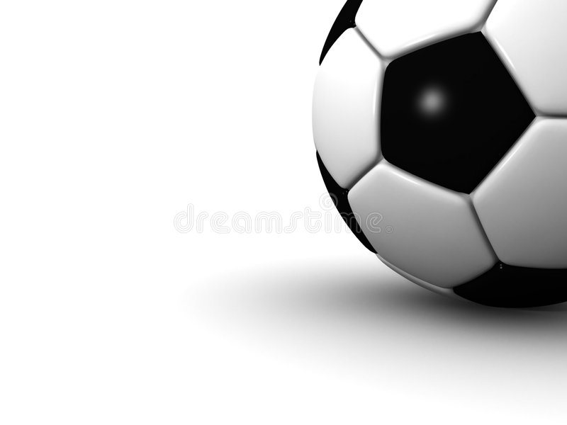 Download Football stock illustration. Image of professional, object - 7345954