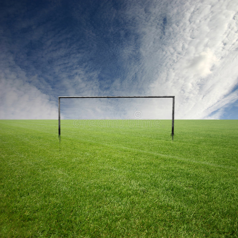 Football 8 royalty free stock photo