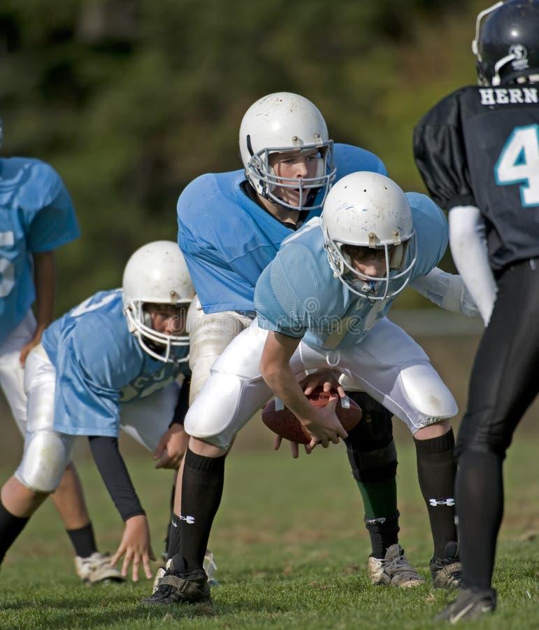 Football américain 03 images libres de droits