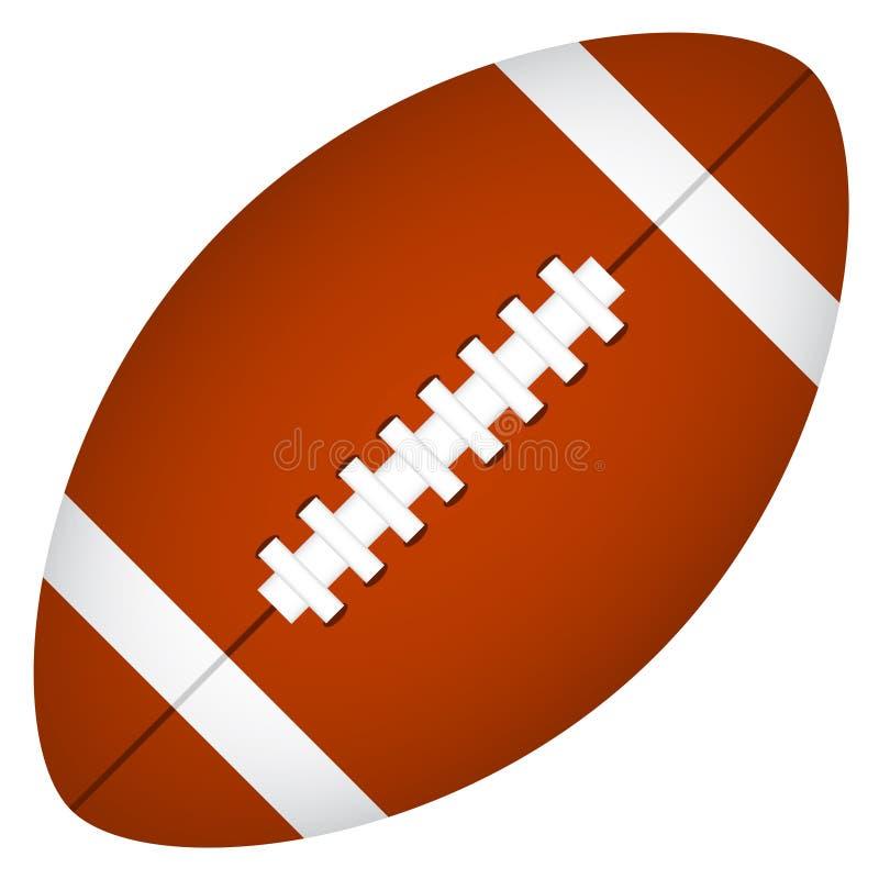 Football américain illustration libre de droits