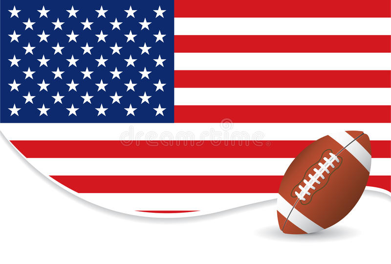 Download Football background stock vector. Image of background - 13193492