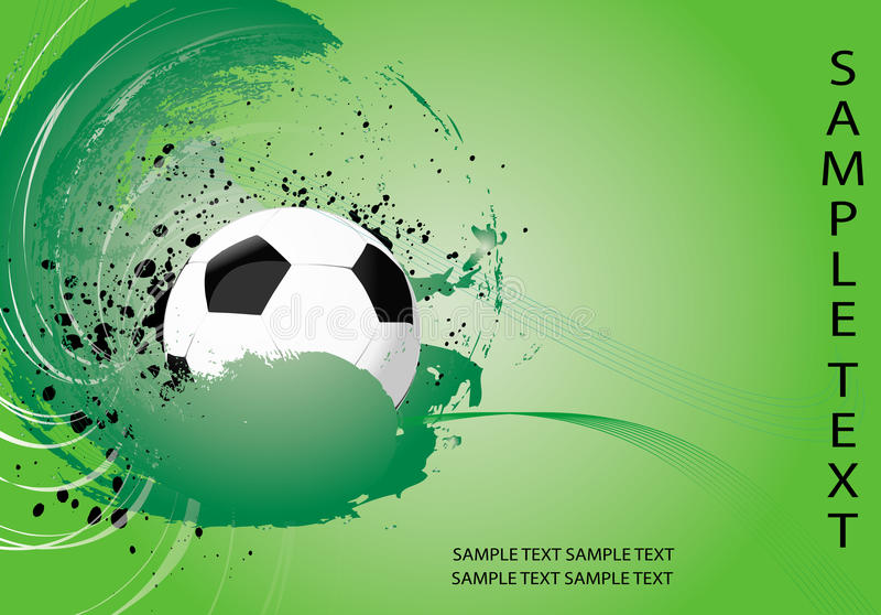Download Football Background Stock Photo - Image: 24859300