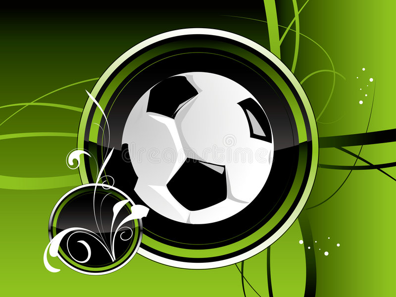 Download Football background stock vector. Illustration of life - 3589915