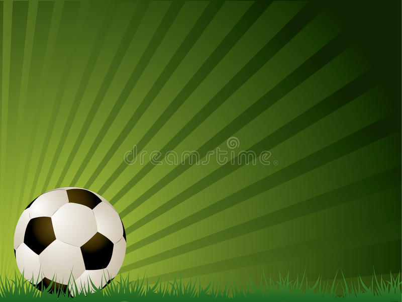 Download Football ball stock illustration. Image of mark, background - 14772900