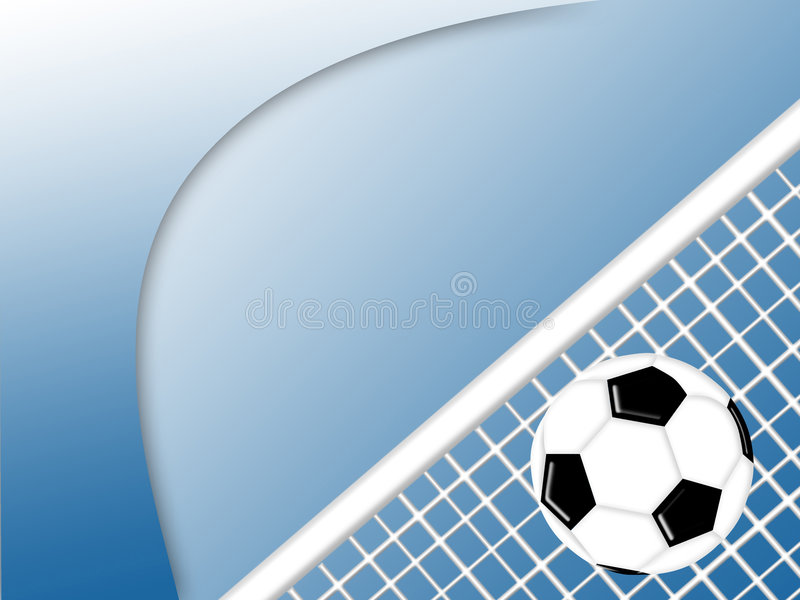 Download Football ball stock illustration. Illustration of ball - 6961484