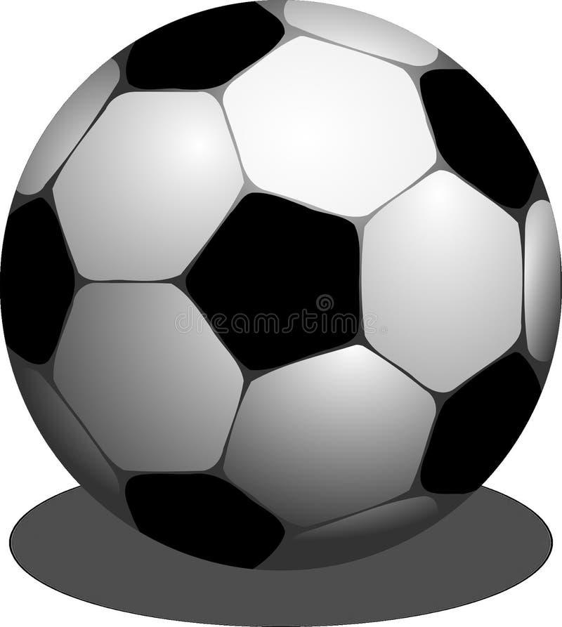 Football, Black And White, Ball, Sports Equipment stock photos