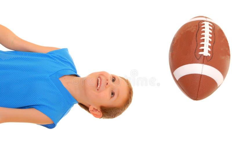 Football Boy stock image