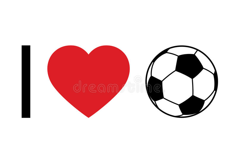 Football Concept Stock Photography