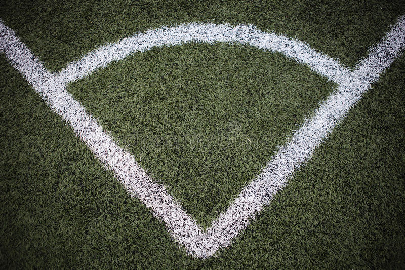 Football court royalty free stock images