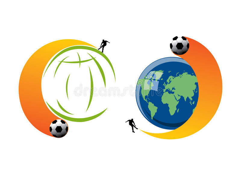 Football Excitement In World Cup 2010 Stock Images