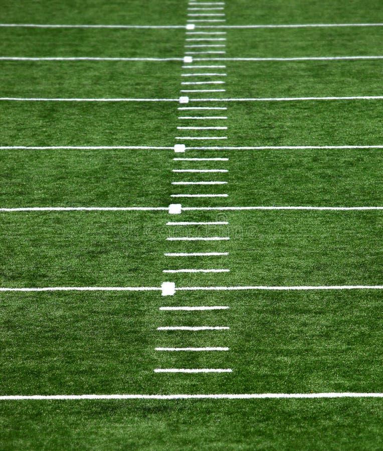 Free Football Field Royalty Free Stock Photos - 15715798
