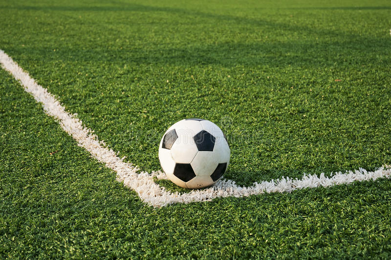 Download Football On The Field Stock Images - Image: 20664104