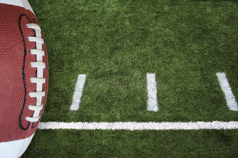 Download Football and field stock image. Image of equipment, american - 3404625