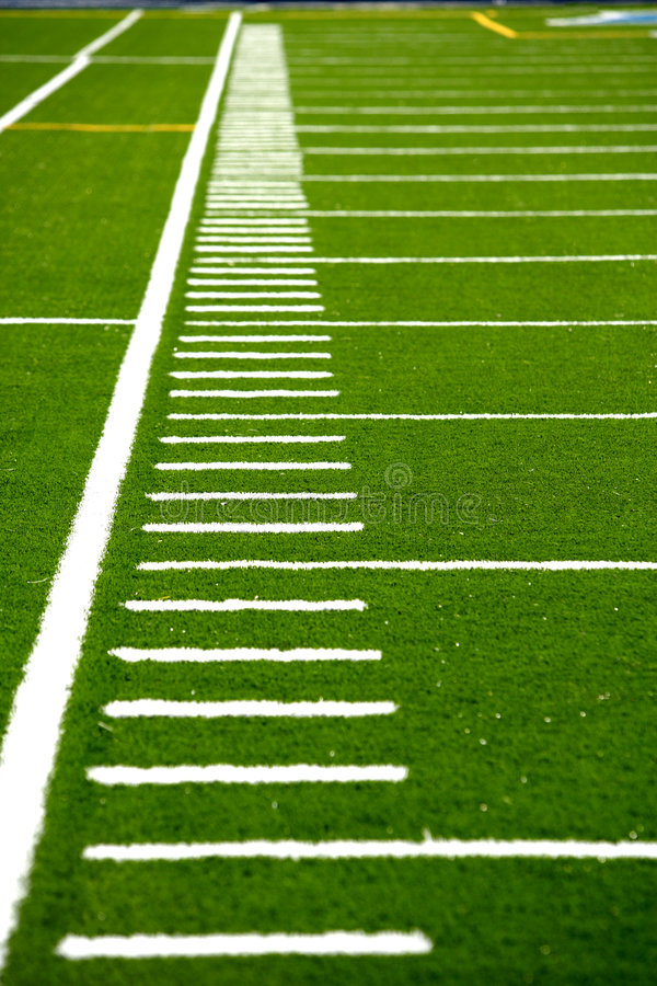 Download Football Field Stock Images - Image: 5709544