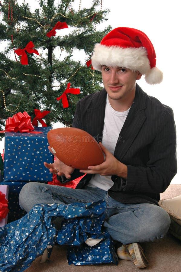 Football Gift royalty free stock image