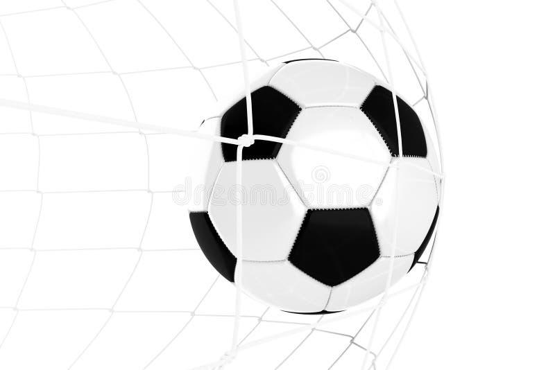 Download Football Goal stock illustration. Illustration of sport - 27002438