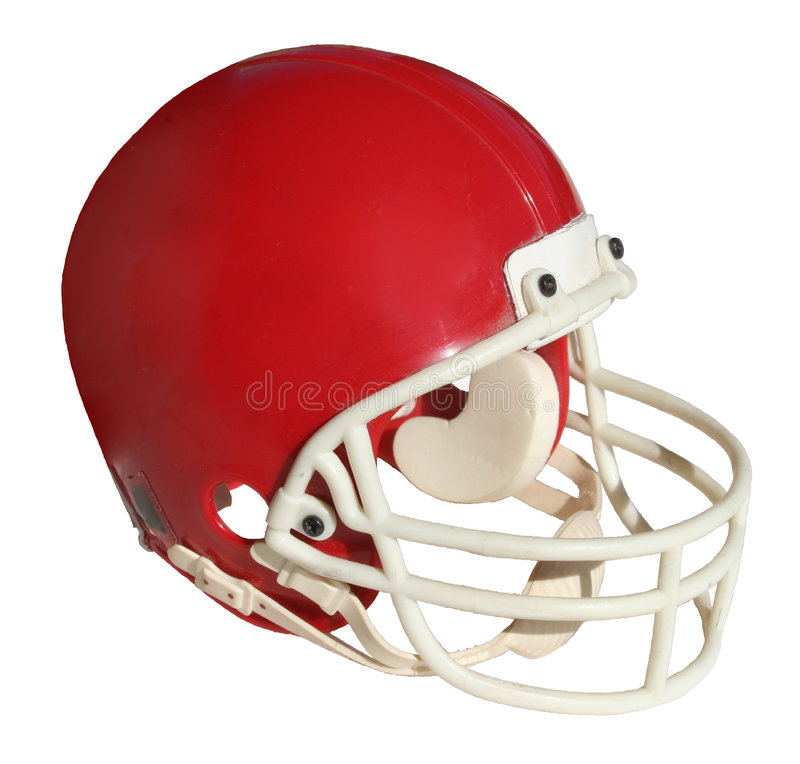 Download Football helmet stock photo. Image of padding, powerful - 1151868