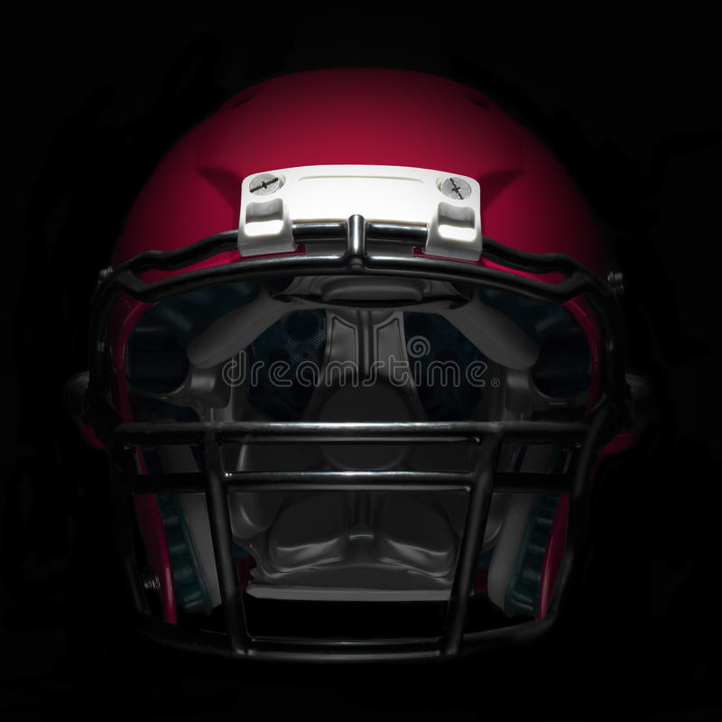 Football Helmet royalty free stock photo