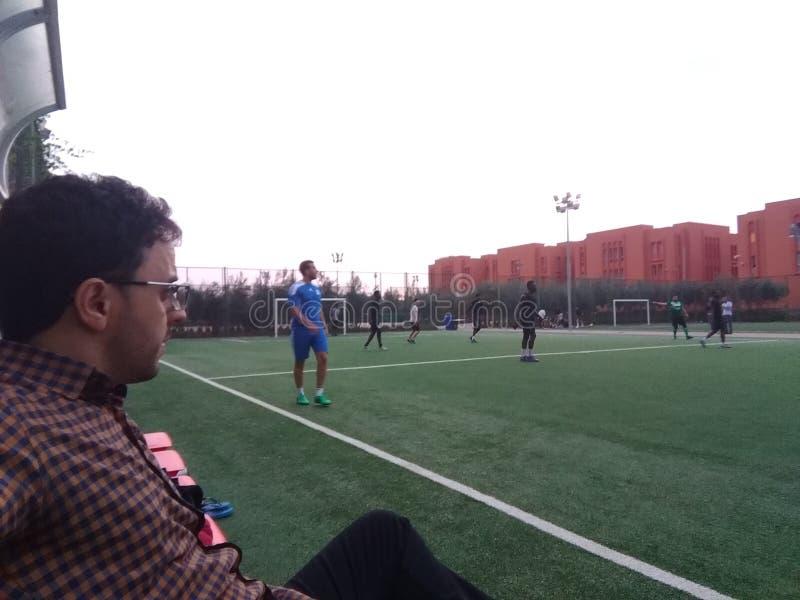 Football photographie stock libre de droits
