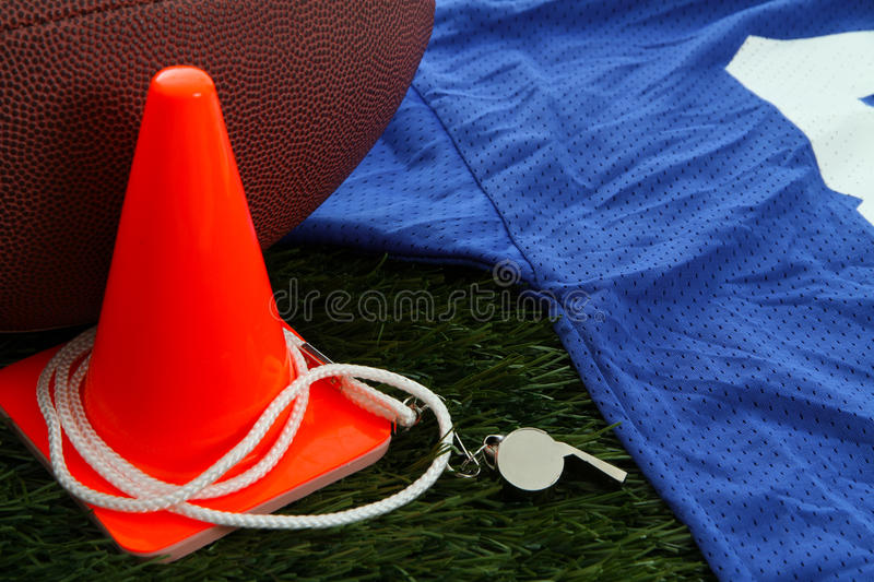 Download Football Jersey stock image. Image of whistle, ball, football - 24159331