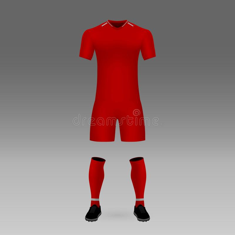 finest selection c1251 32dd4 Liverpool Soccer Kit Stock Illustrations – 23 Liverpool ...