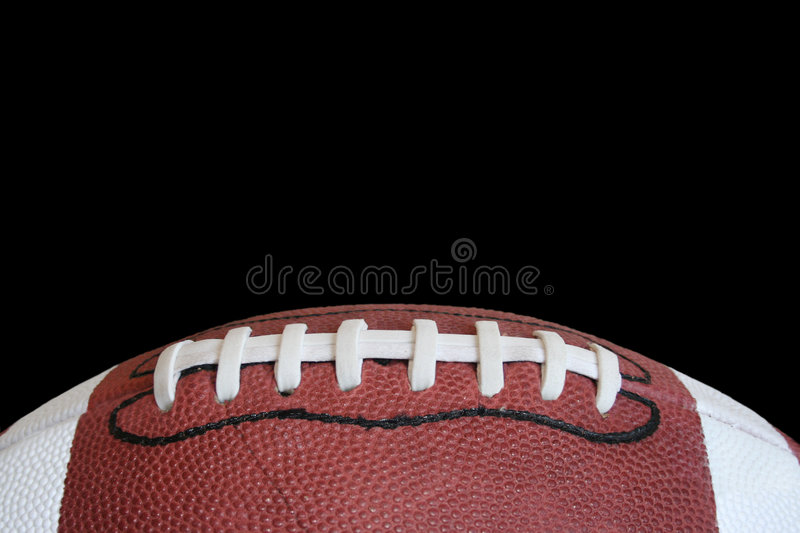 Download Football Laces Royalty Free Stock Photo - Image: 3308775