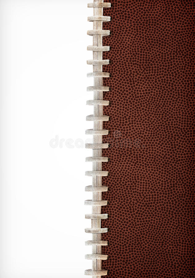 Free Football Laces Background Stock Photo - 16344330