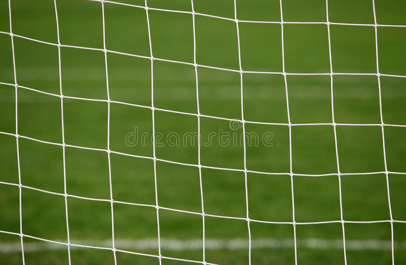 Download Football net stock image. Image of pattern, outdoor, grass - 19978637