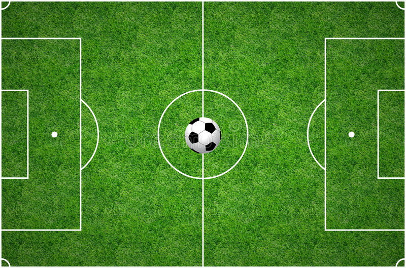 Download Football Pitch Stock Photography - Image: 7019152