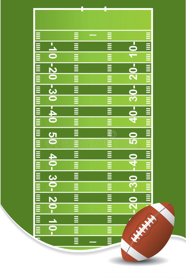 Download Football pitch background stock vector. Image of green - 13193400