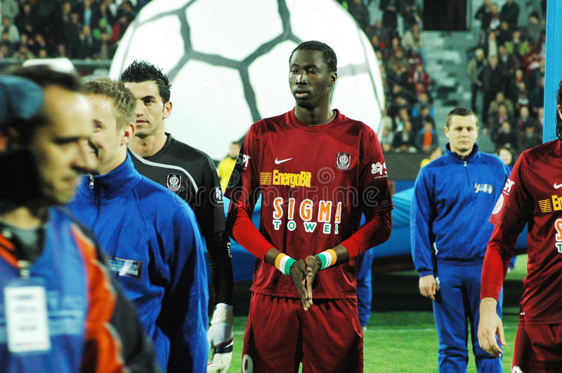 Download Football Player Lacina Traore Editorial Stock Image - Image: 19098549
