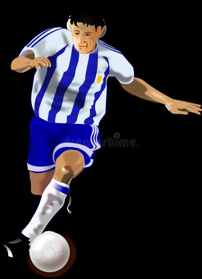 Football Player, Player, Soccer Player, Football stock image