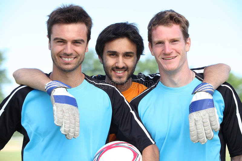 Download Football Players Stock Photo - Image: 33514320