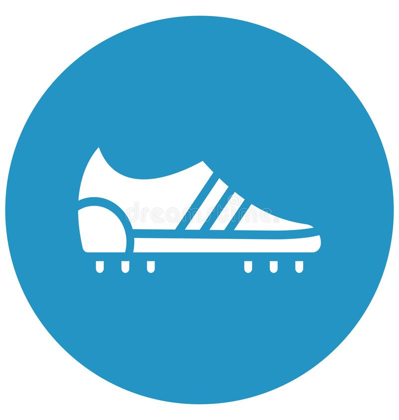 Football sneaker, running shoes Vector that can be easily modified or edit vector illustration
