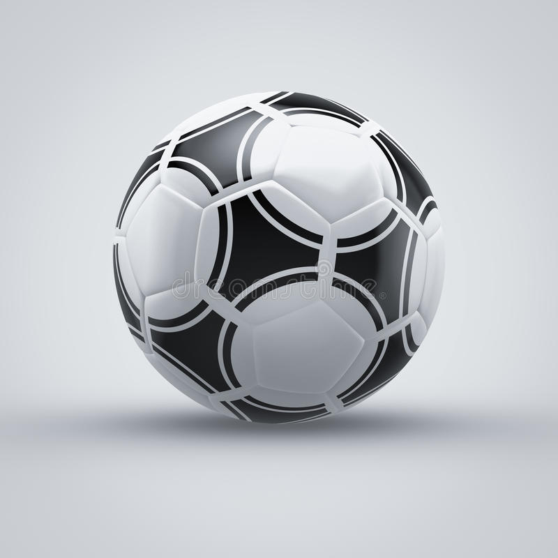 Download Football stock illustration. Image of sport, spherical - 42271816