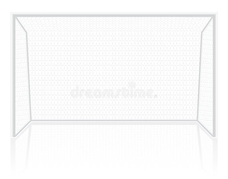 Download Football Soccer Gates Goalie Vector Illustration Stock Vector - Image: 32311217