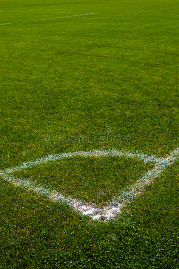 Download Football/soccer pitch stock image. Image of pitch, ball - 17087383