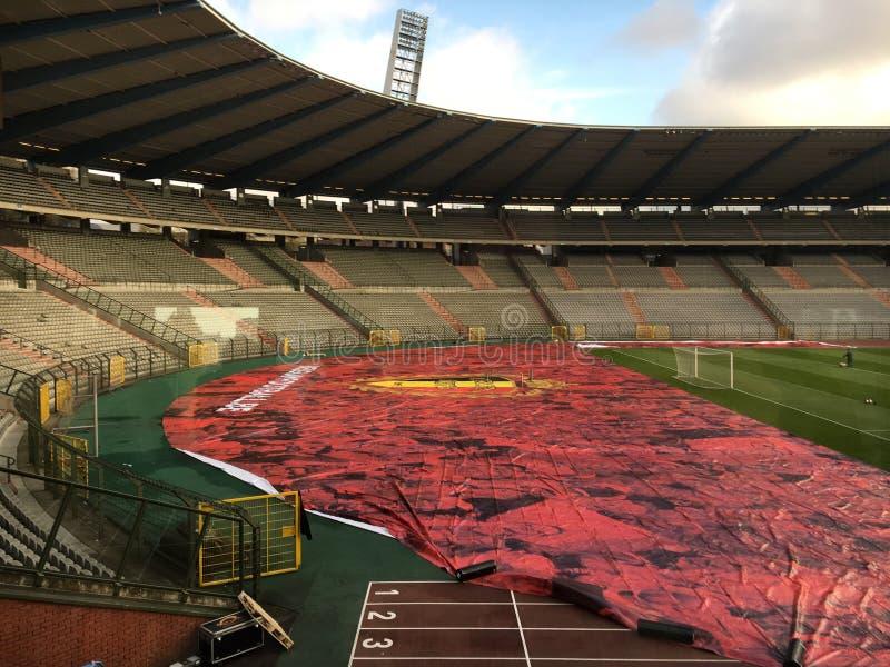 Football soccer stadium stock photography