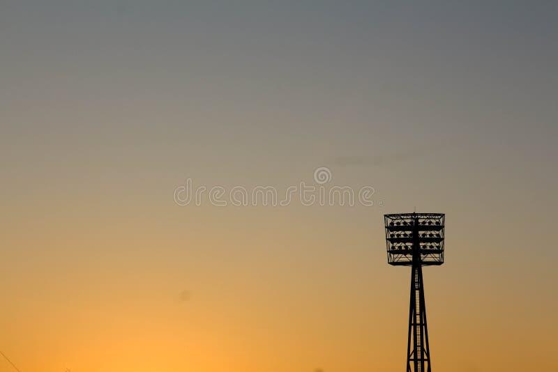 Football stadium, Bangkok arena. Thailand national football team. Football stadium, Bangkok arena. Thailand national football royalty free stock images