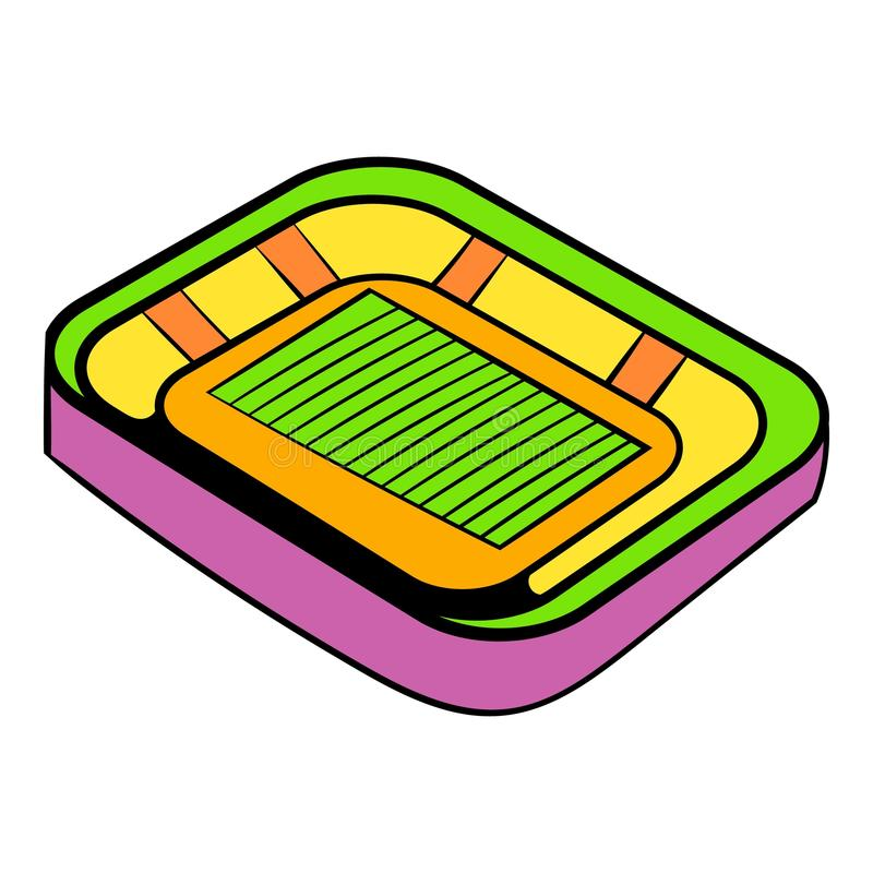 stadium icon. Download Football Stadium Icon, Icon Cartoon Stock Vector - Image: 88304683