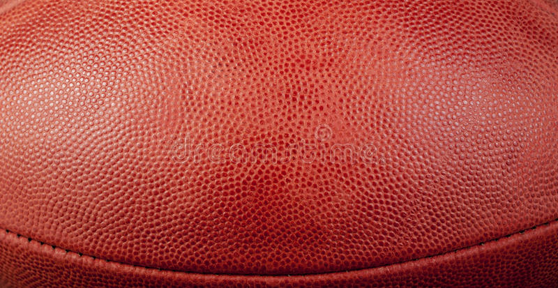 Football Texture Stock Image