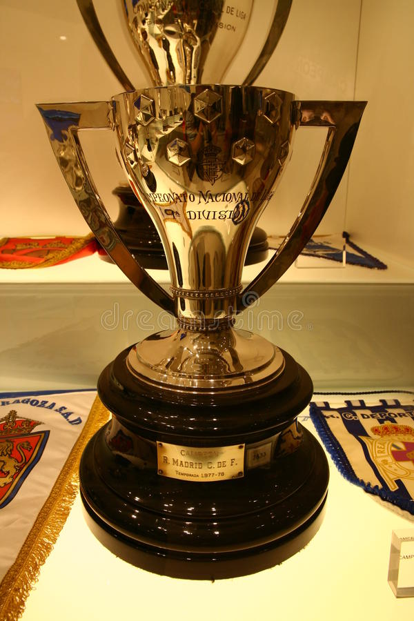 Free Football Trophy Royalty Free Stock Photos - 35994118