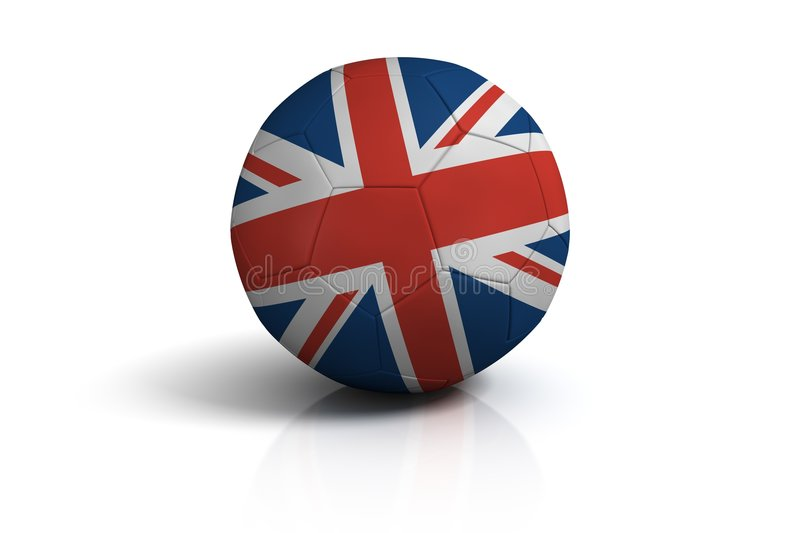 Football United Kingdom Stock Image