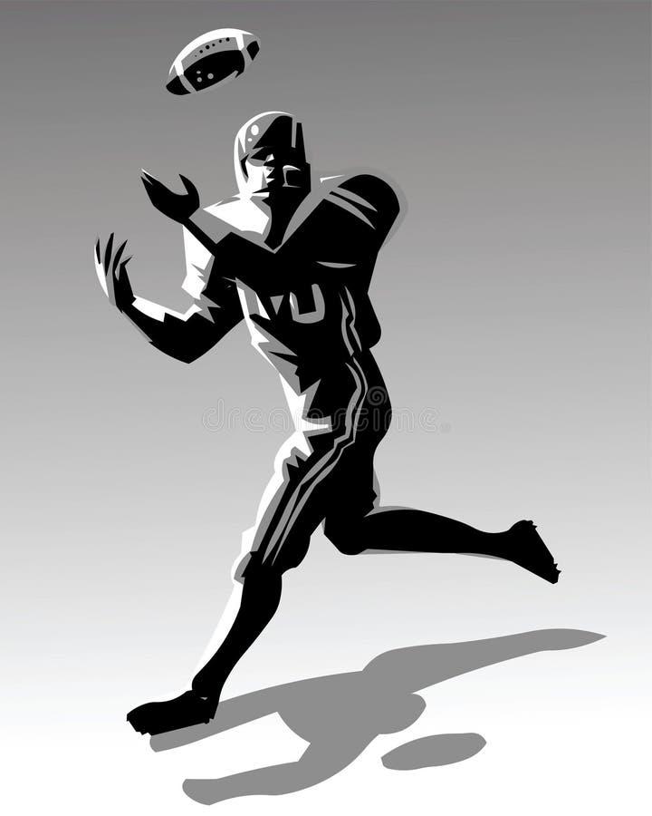 Football Vectors 002 royalty free illustration