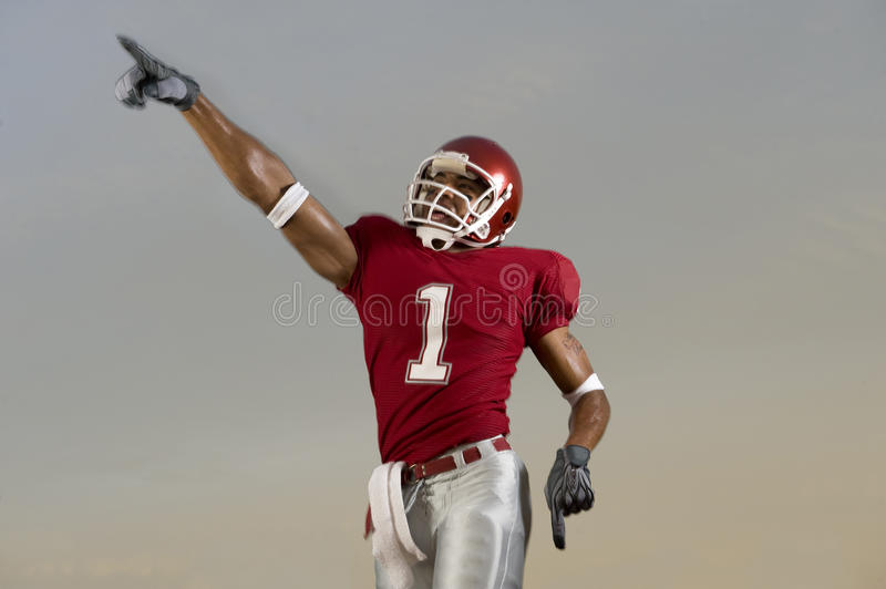 Download Football Victory stock photo. Image of achievement, america - 10370364