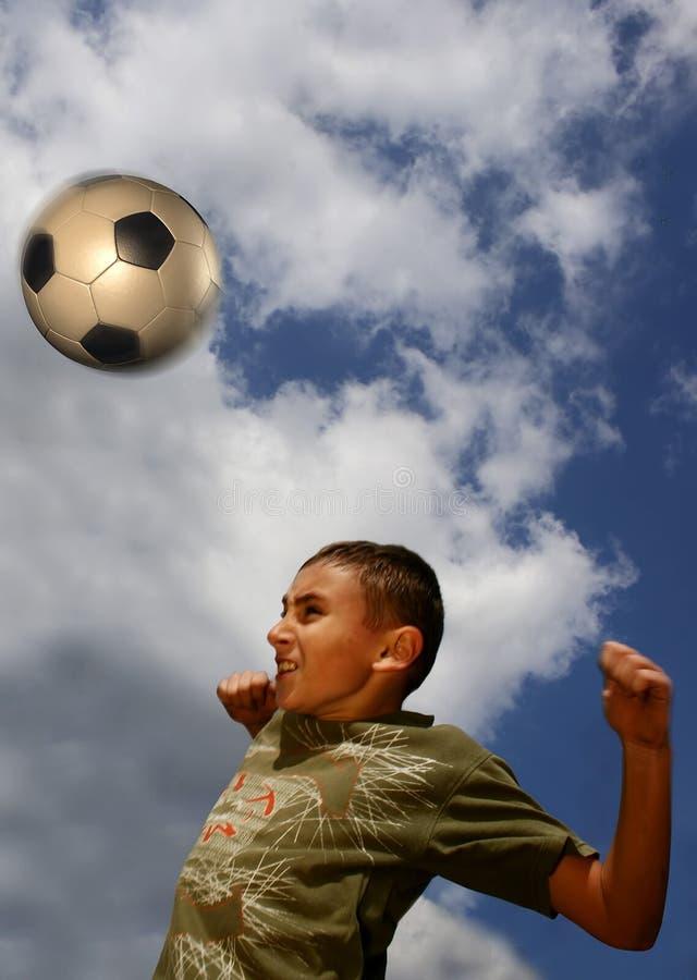 Football1 στοκ εικόνα με δικαίωμα ελεύθερης χρήσης